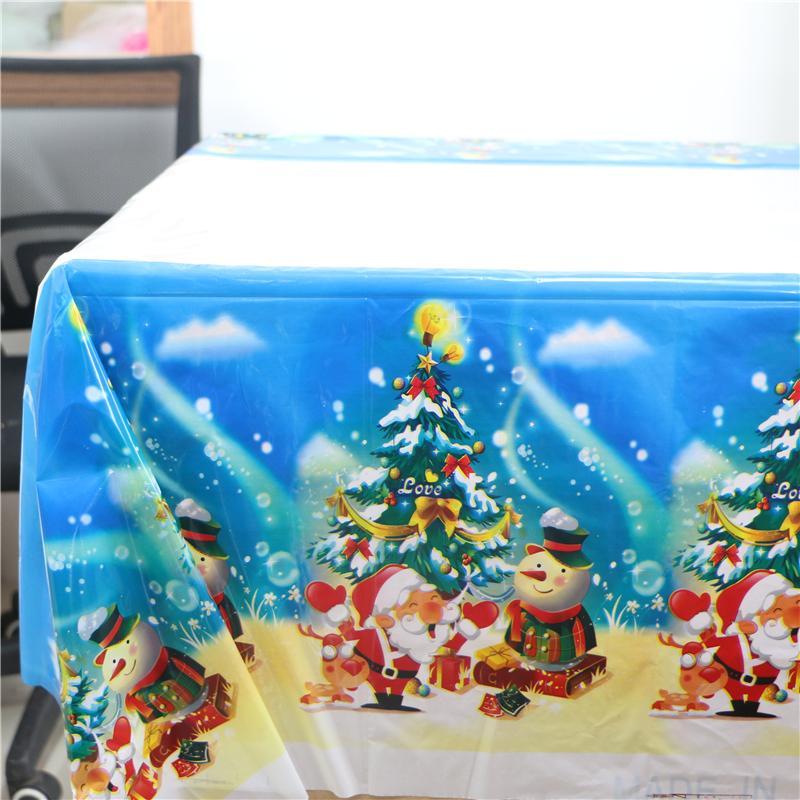 Buon Natale Per Bambini.Acquista Buon Natale Tovaglia Bambini Favori Tovaglia Baby Shower