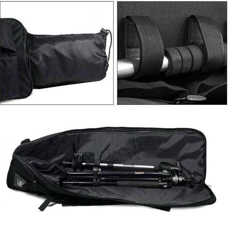 85CM / 100CM / 120CM Sacchetti armi da fuoco Outdoor Caccia Zaino Airsoft Coldre Square Sacchetto di protezione pistola Custodia fucile Zaino