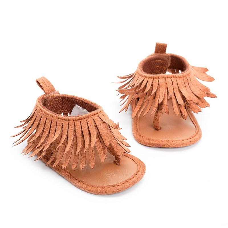 2017 summer Tassel baby sandals boys/girls toddler casual shoes,Multicolor high top baby shoes wholesale,newborn floor shoes
