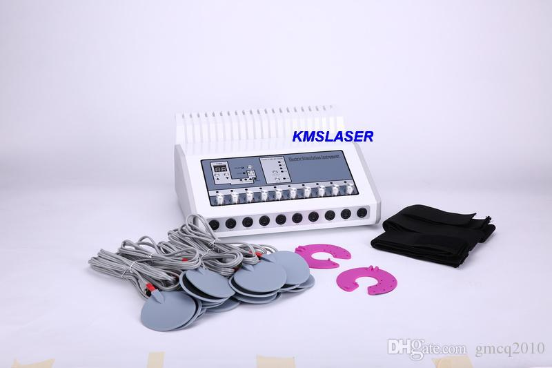 big pads small pad EMS electric Muscle Stimulation Reduce Weight loss Slimming Machine For Home