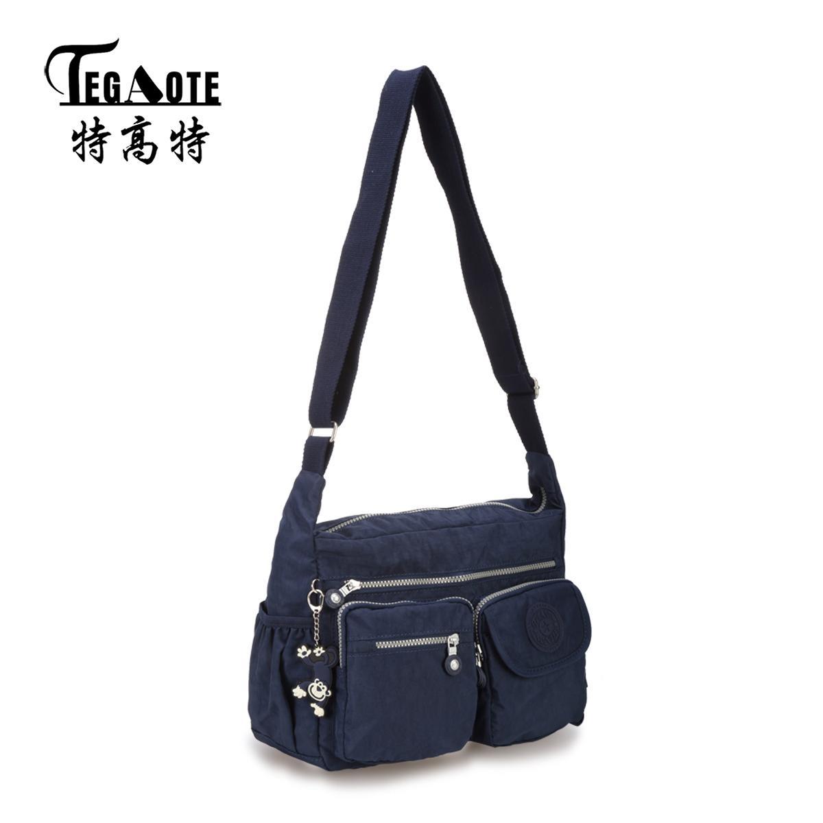 190443e5c3bd New Women Messenger Bags For Women Waterproof Nylon Handbag Female Shoulder  Bag Ladies Crossbody Bags Bolsa Sac A Main Femme De Purses Wholesale Mens  ...