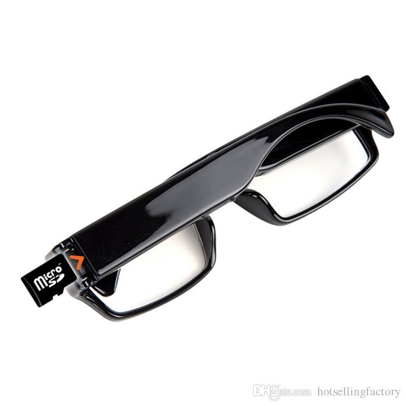 1080P HD Eyewear Camera Video Glass DVR DVR Mini DV Video Recorder Videoportero portátil