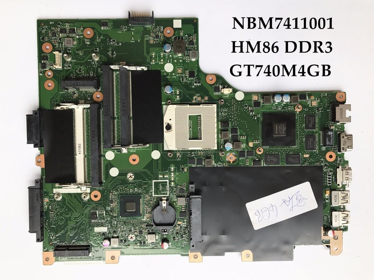 Laptop Motherboard For Acer Aspire V3 772g Nbm7411001 Ea Va70 Hw Mb Asus H61 Mk Rev20 Hm86 Pga947 Ddr3 Gt740m 4gb 100 Fully Tested Online With 2164 Piece On Newalands