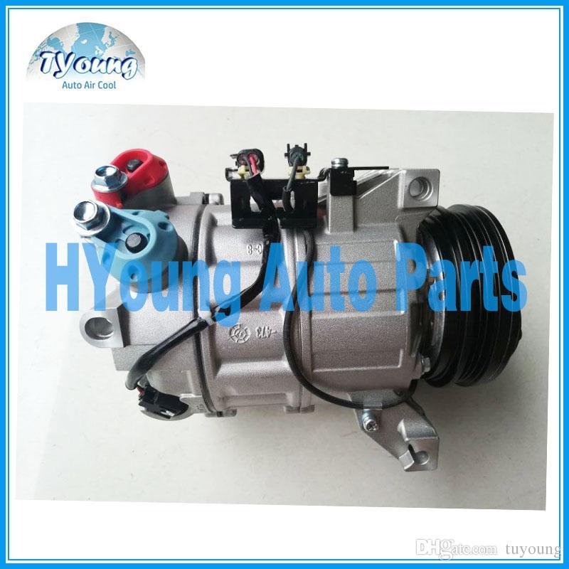 PXC16/DCS17EC Auto ac compressor for volvo ac parts sanden 1681 31315453  31332386 36001462 3PK 110mm