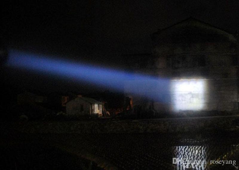 CREE XM-L T6 LED Flashlight Torch Light Lamp Zoomable 5-Mode LED Flash Light 2000LM Linterna LED Lanterna Tatica A100