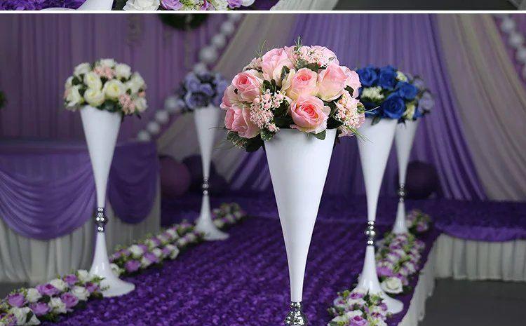 Mental wedding centerpiece and flower stand/wedding party decoration design mandap