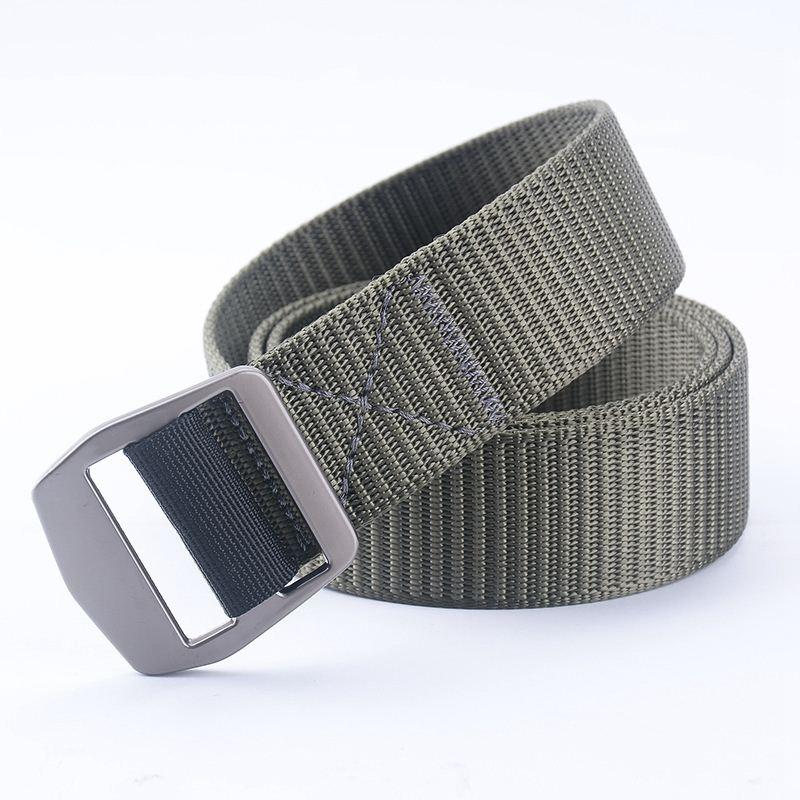 120CM Marine Corps Tactical Belts Military Canvas Belt For Mens Buckle Belts  Nylon Outdoor Sports Ceinture Jeans Casual Cintos Western Belt Buckles ... df4f2668984