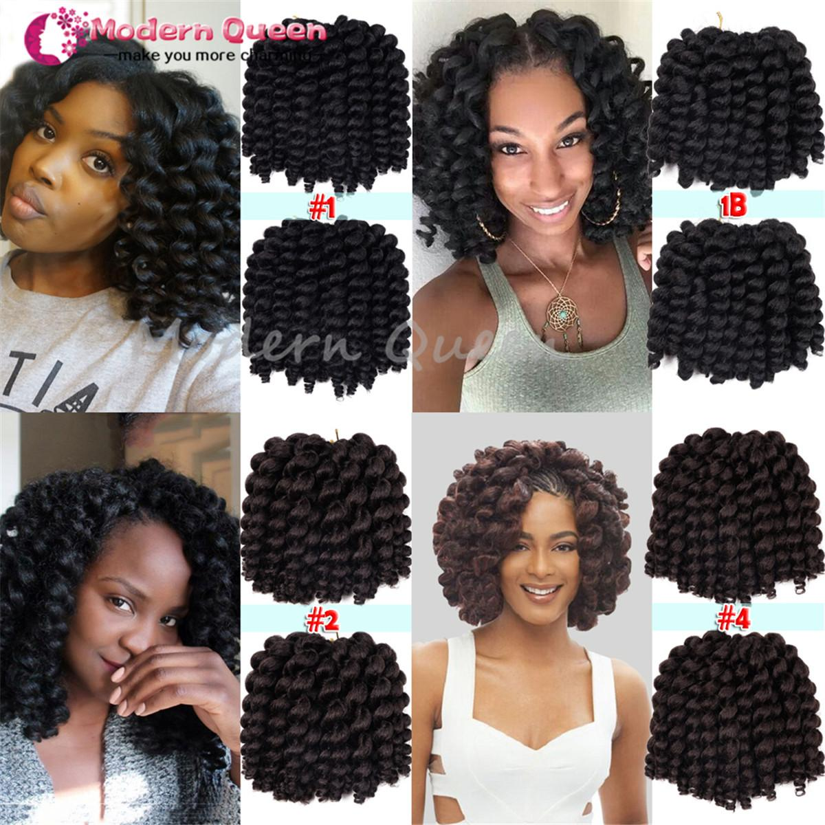 2019 2017 New Ombre Wand Curl Janet Collection Synthetic Kanekalon