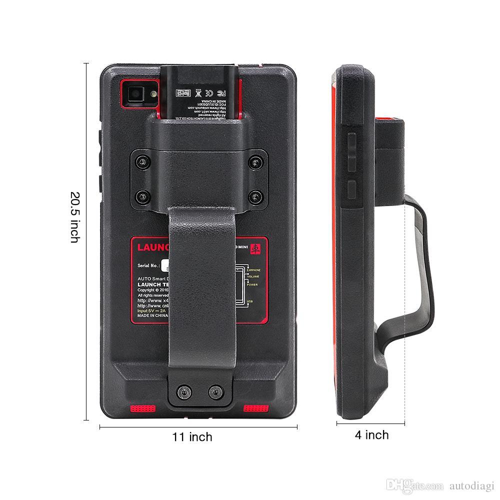 Original scanner de lançamento x431 pro mini ferramenta de verificação de diagnóstico melhor do que x431 idiag easydiag lançamento x431 diagun scanner automotivo
