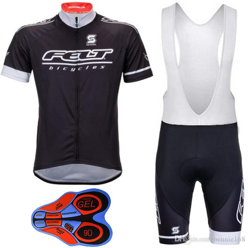 2017 FELT Pro Cycling Jerseys Ropa Ciclismo Summer Breathable Racing Bicycle  Clothing Quick-Dry Lycra 9D GEL Pad Shorts XS-4XL Bike Wear Cycling Jerseys  ... bae9963a6