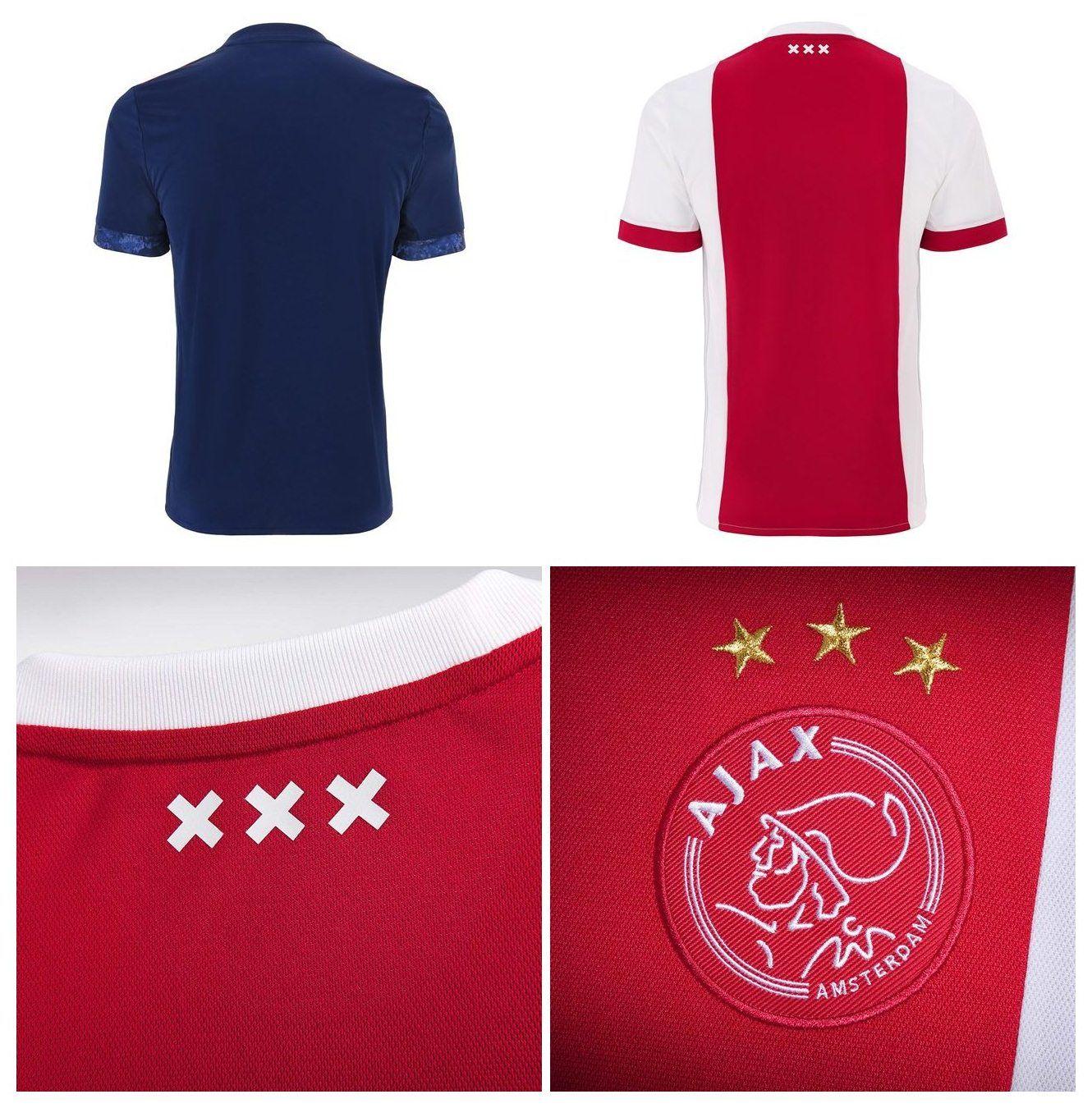 52bdf8d69 ... whosales ajax 2017 amsterdam soccer jerseys afc ajax 2018 jersey  football jersey uniforms 17 18 discount