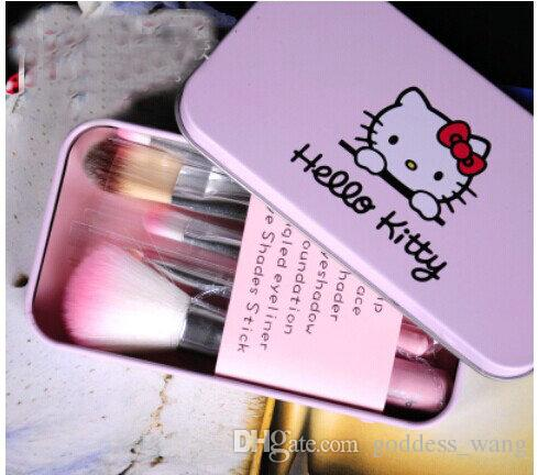 36cefd93f Best Selling New Pink Hello Kitty Makeup Brush Set 1 = Makeup Tools Makeup  Products Professional Makeup From Goddess_wang, $5.08| DHgate.Com