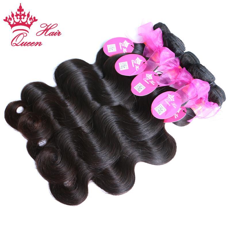 Productos del pelo de la reina onda virginal brasileña del cuerpo del pelo humano, / 8