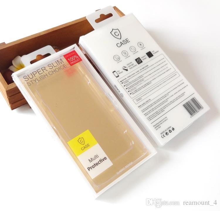 En gros Haute Qualité Super Mince Cas PVC Emballage Boîte avec Plateau Intérieur pour Google Pixel Cas de Couverture Arrière Cadeau Pack Boîte