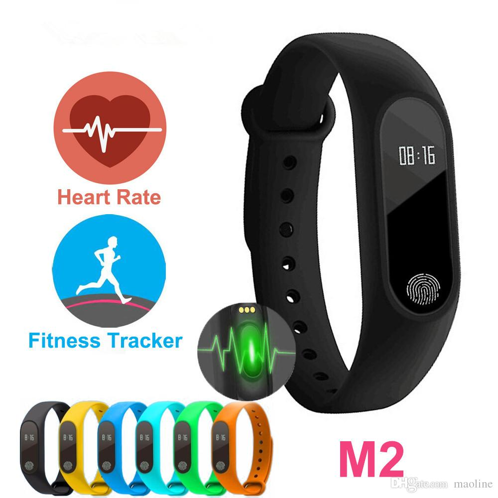 smart band m2 smart bracelet heart rate monitor bluetooth smartband