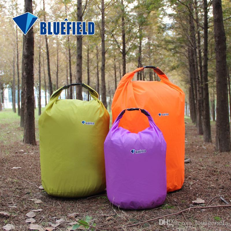 Drifting Bags Portable Outdoor Swim Waterproof Backpack Camping Rafting Storage Drying Bag With Adjustable Strap Hook Light Weight 16ls F