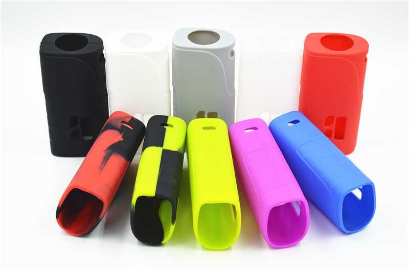 IPV400 Silicone Case IPV 400 Vape 200W Box Mod Silicon Cases E cigarette Rubber Sleeve Silica Gel Skin Bag For Pioneer4you IPV400 200watt