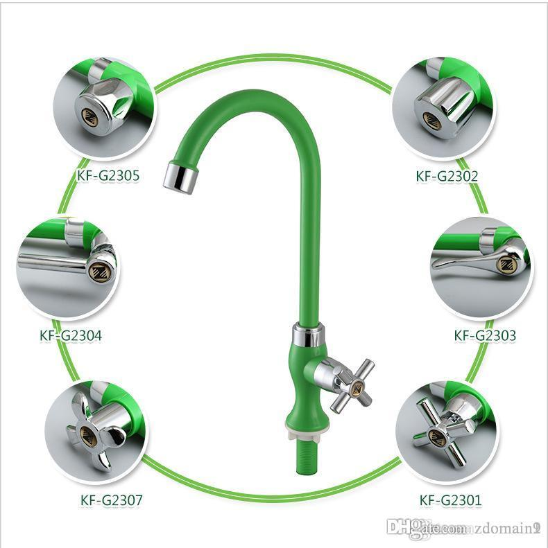 Best Quality Kitchen Faucet Abs Plastic For Cold And Hot Water Tap ...