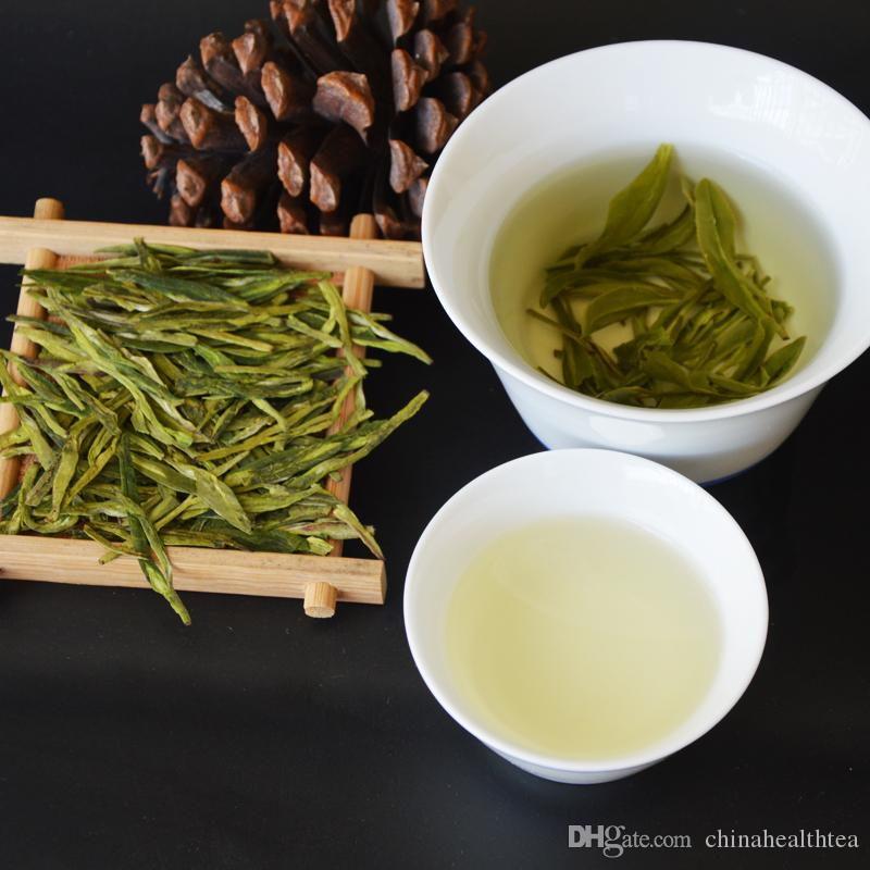 On Sale 250g Dragon Well Chinese Longjing Green Tea chinese Green Tea Long jing China Green Tea for Man and Women Health Care