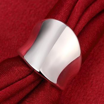 Vente en gros - Prix de détail le plus bas prix de Noël, livraison gratuite, nouveau mode argent 925 Ring R52