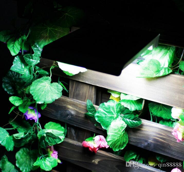 야외 46 LED 태양 광 발전 PIR 모션 센서 정원 마당 벽 빛 슈퍼 밝은 주차장 안전 문 램프 IP65 방수