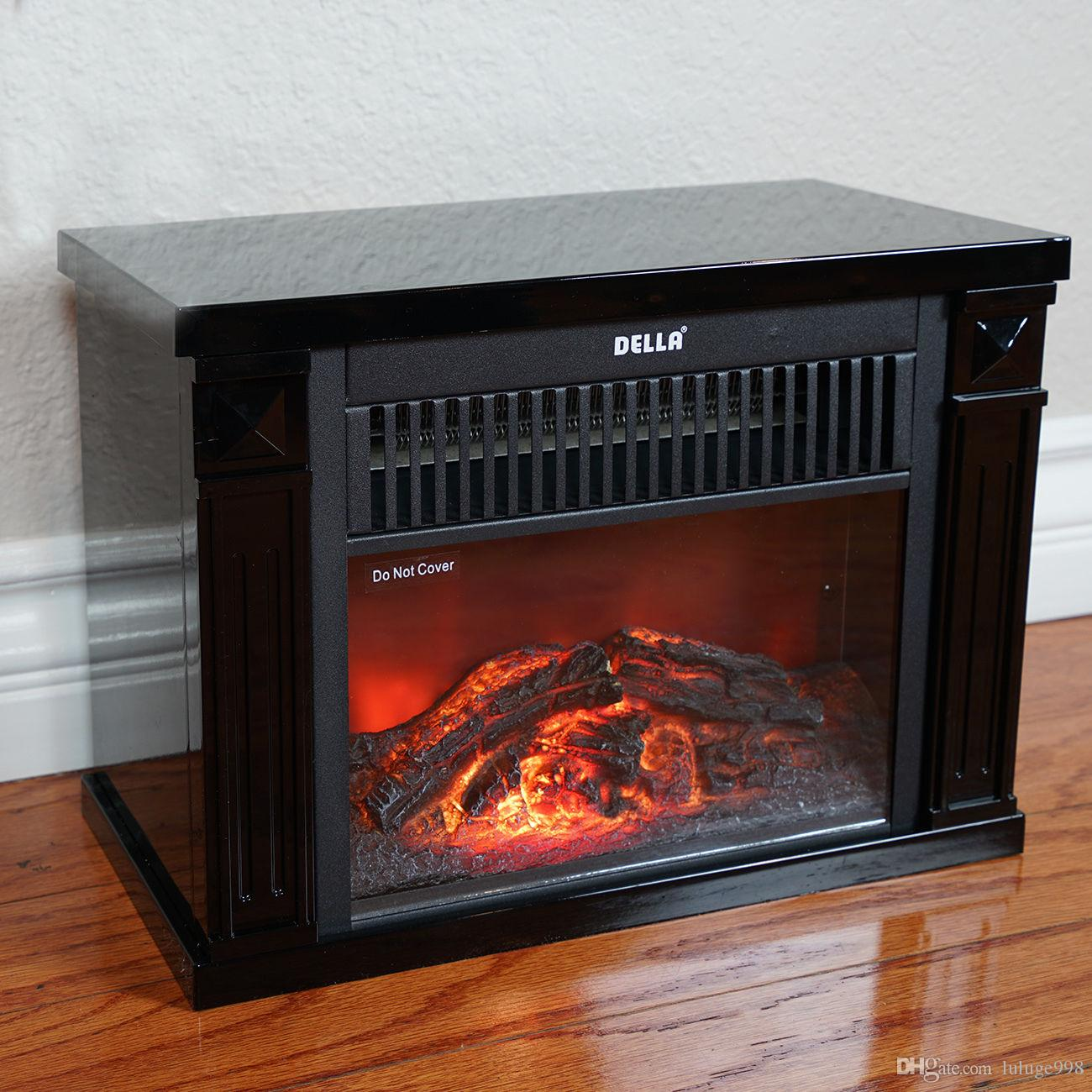 portable gry n freestanding cooling fireplaces in depot venting home electric gray b heating real the flame fireplace