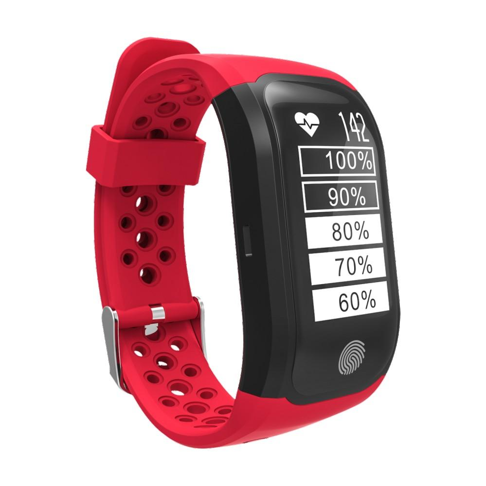 S908 GPS Smart Bracelet IP68 Waterproof SmartbandHeart Rate Monitor Fitness Tracker Sport Bluetooth Wristband for Android IOS