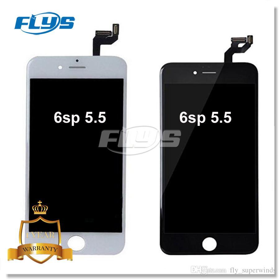 80dd870ee4e Comprar Pantalla Movil Pantalla LCD Para IPhone 6S Plus 5.5 Pulgadas 6sp Pantalla  Touch Digitalizador Reemplazo De Montaje Completo Con 3D Touch Free DHL ...
