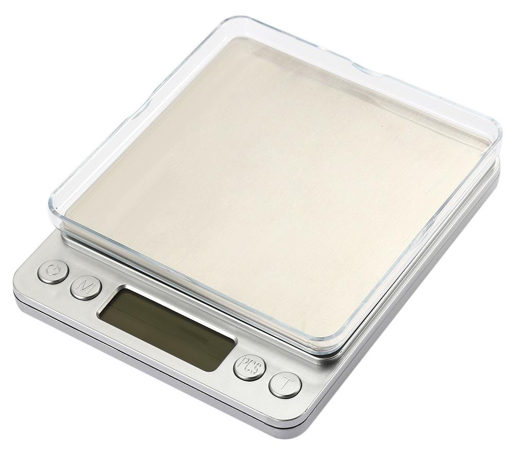 2019 new 500g 0 01g portable mini electronic digital scales pocket case postal kitchen jewelry weight balance kitchen scale from homnumberone