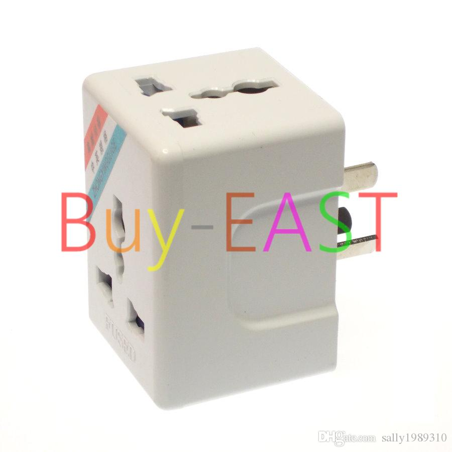 Australia, New Zealand, China Electrical Plug Adapter Masterplug 3 ...