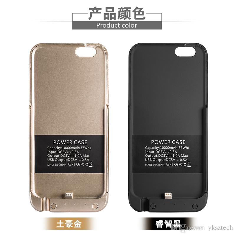 New 10000mah Power Back Charger Case 8gb