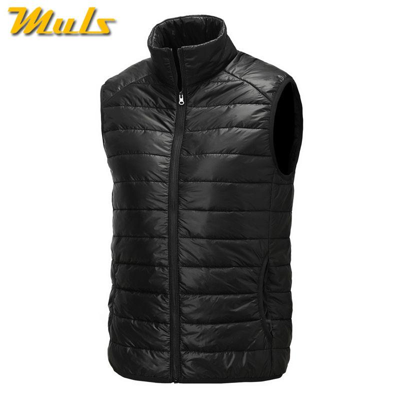 34de5e41897 2019 Wholesale Muls Down Jacket Vest Men High Quality Winter Mens Warm Vest  Jacket Coats Brand Clothing Cold Weather Parka MD409 From Oott