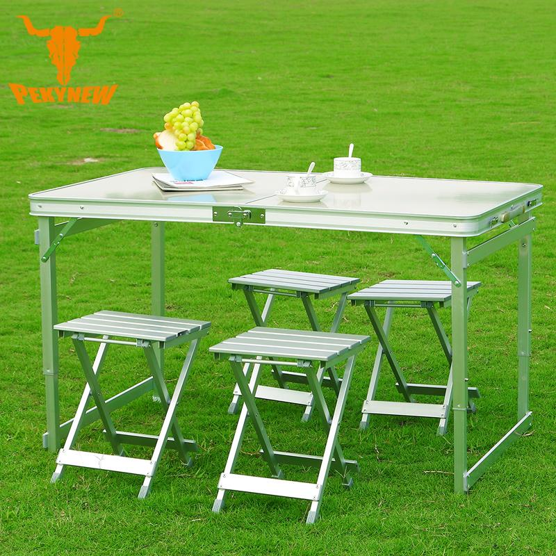 Wholesale Outdoor Camping Xxcm High End Aluminum Split Lift - High end picnic table