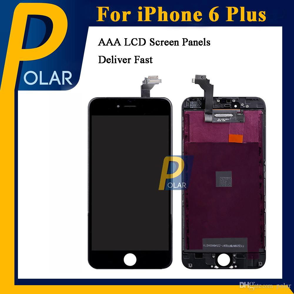 2019 Sale Iphone Parts For Iphone 6 Plus Lcd Display Touch Screen