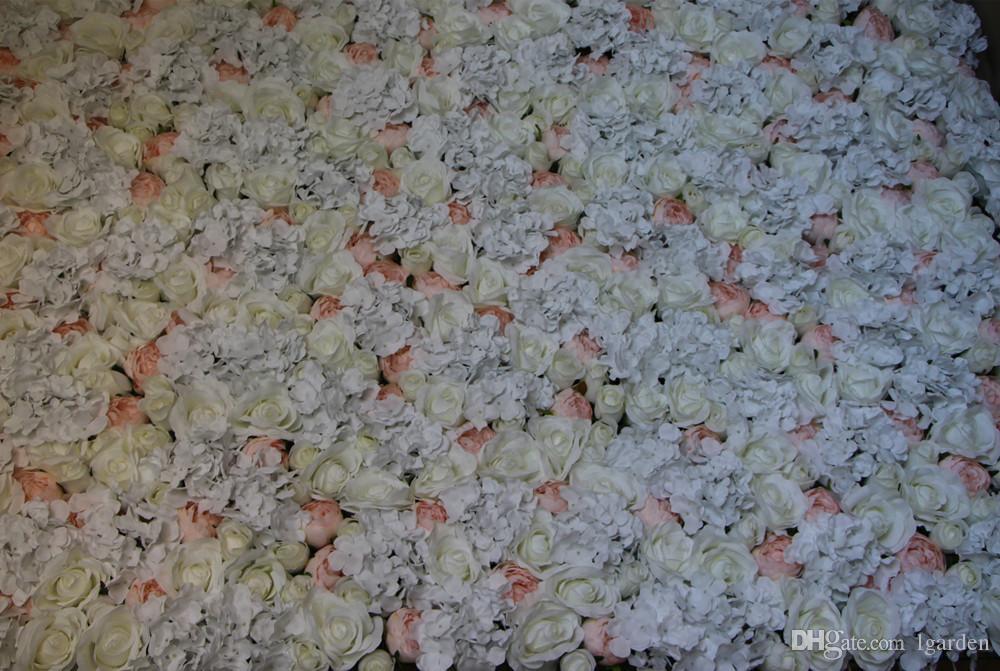 Yapay çiçekler güller ipek çiçek tasarım düğün backdrop pencere sahne yapay çiçekler oturma odası süslemeleri
