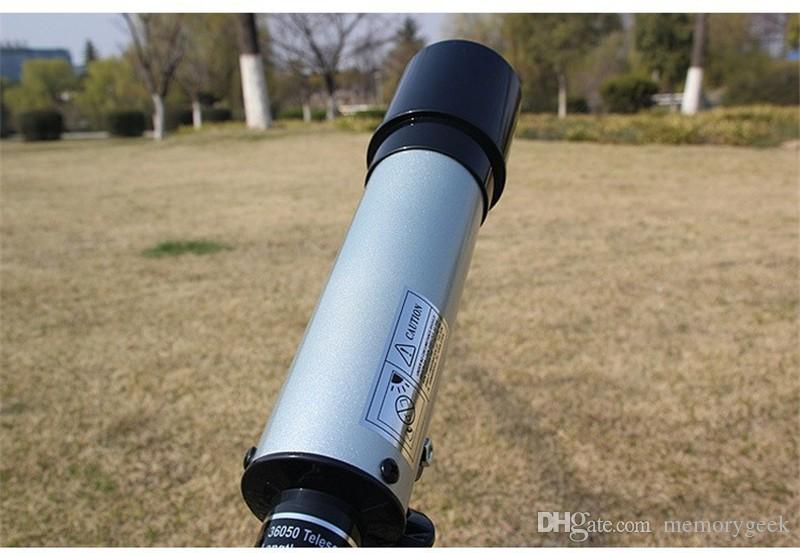 2017 Best Selling F36050 Astronomical Landscape Lens Single-tube Telescope+Tripod for Beginners