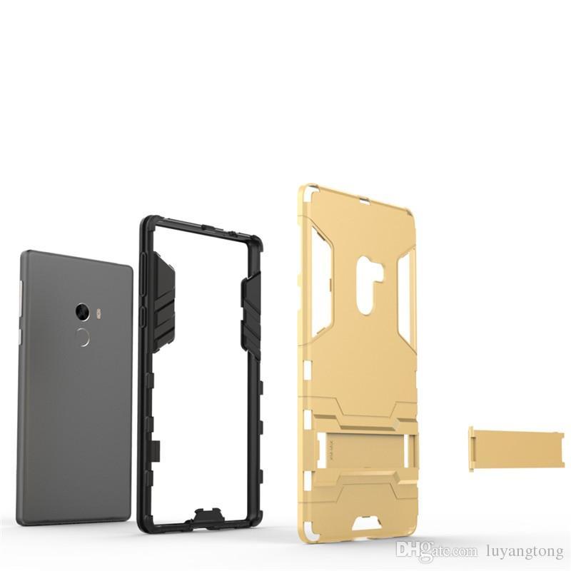Xiaomi MI Mix hybride béquille béquille Housse de protection pour Xaiomi Mix Case Housse de téléphone cellulaire Cas Mi Mix
