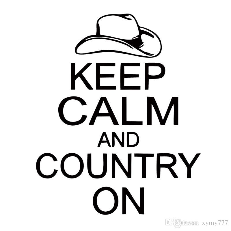 New Style For Keep Calm And Country On Music Girl Boy Truck - Country boy decals for trucks