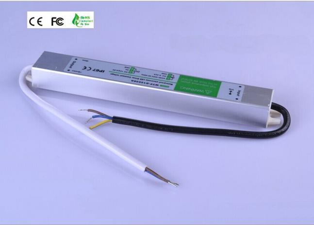 30W wasserdichte LED-Transformator LED-Treiber LED-Netzteil Außenbeleuchtung Transformatoren Eingang AC110V 220V Ausgang DC12V 24V