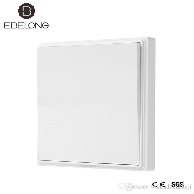 china ebelong 1 way 1gang rf wireless light touch switch / wall, Wiring diagram