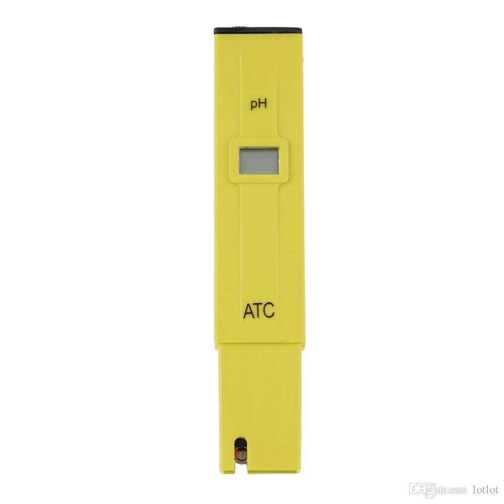 ATC PH-900 pH-mètres numériques Testeur Acidité Test Acid Testeur Acidité 700 Heures Utilisation pour Aquarium Piscine Laboratoire
