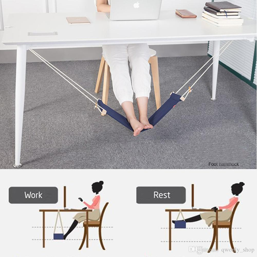 disassemble office chair. 2018 Easy Disassemble Travel Foot Rest Hammock Relieve Fatigue Stand Office Home Leisure Desk Feet From Qwonly_shop, $10.76 | Dhgate.Com Chair