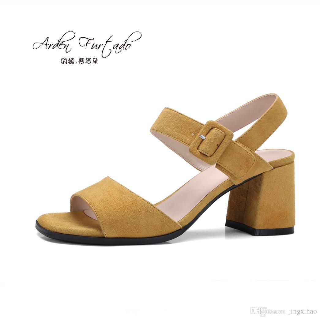 Cheap Chunky Heels 7cm | Free Shipping Chunky Heels 7cm under $100 ...