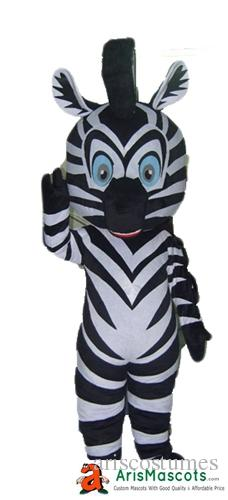See larger image  sc 1 st  DHgate.com & Zebra Mascot Costume Animal Mascots Fancy Dress Costumes Advertising ...