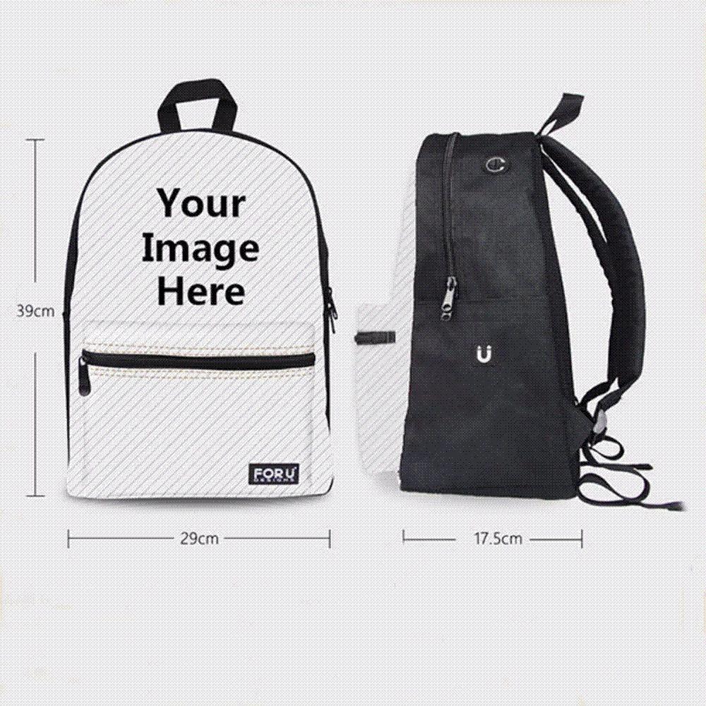 dca53eaab4df Fashion Children School Bags Cute 3D Animal Cat Schoolbag for Girls ...