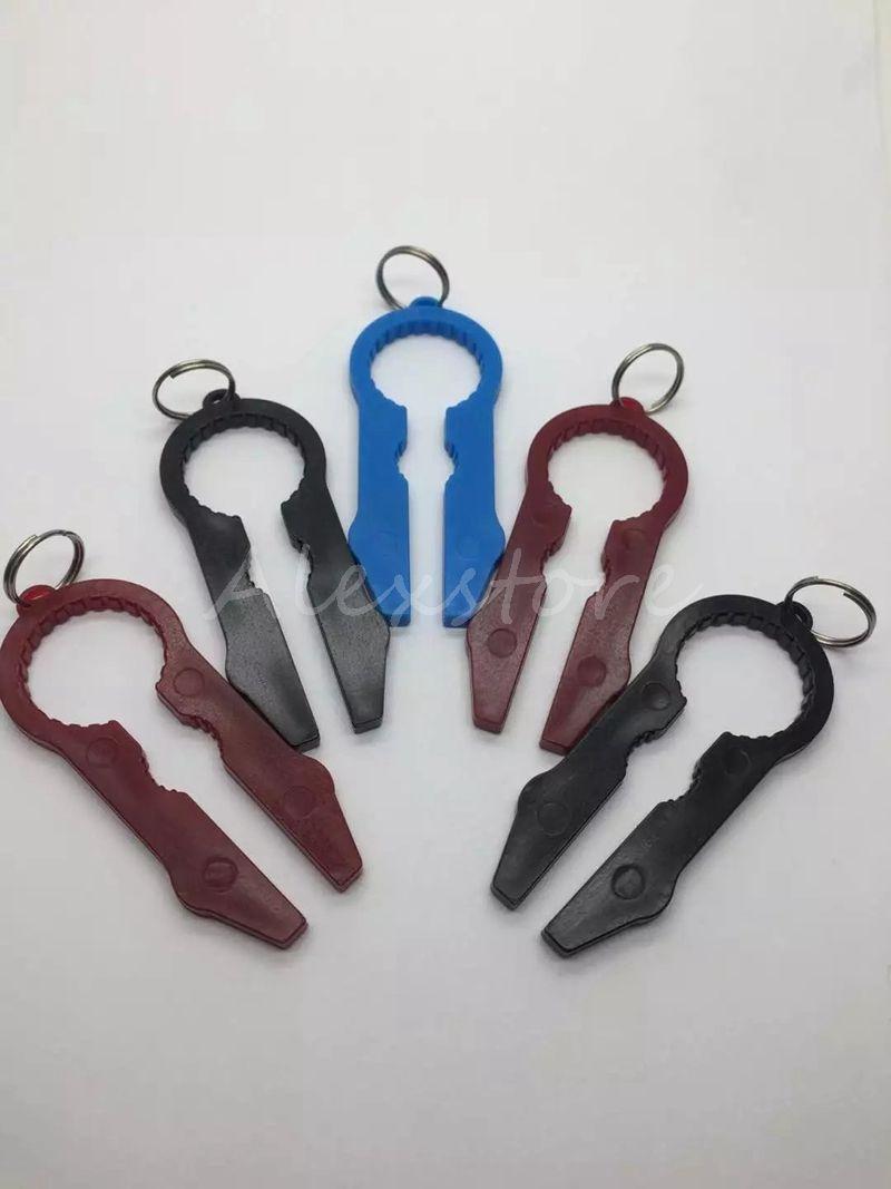 Многофункциональный Vaper Twizer V2.0 Регулировочная обмотка для намотки проволоки Гаечный ключ Катушка Jig Tool Зажим Ecig для распылителей RDA Vape Vapor Tweezer SV3