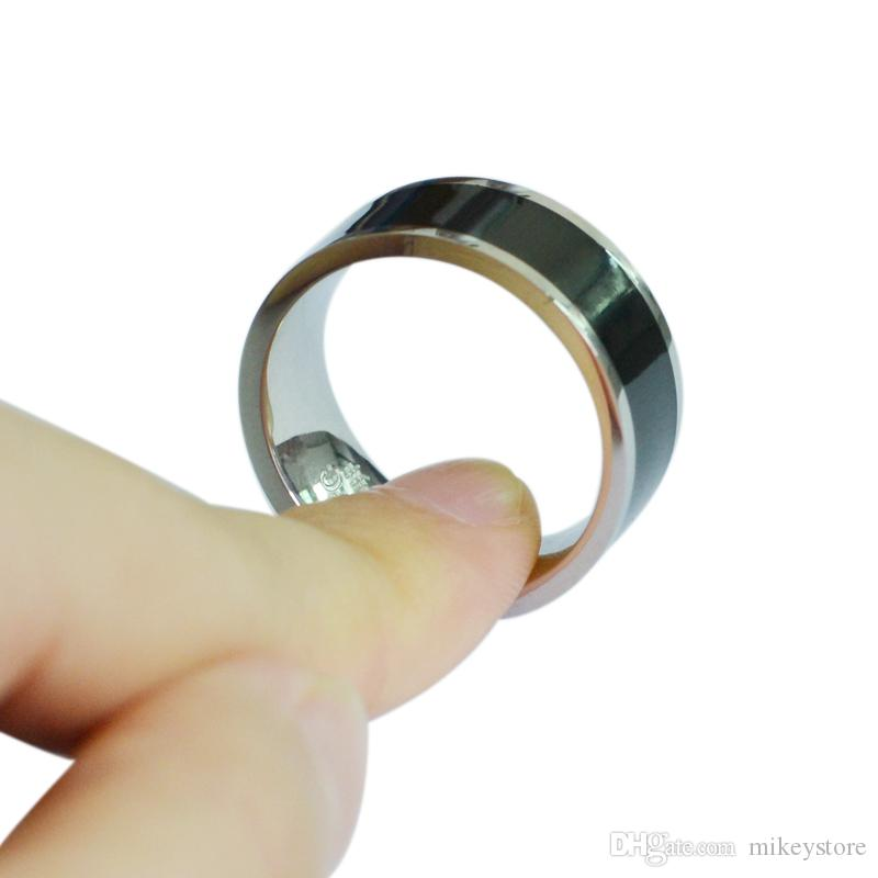 Women Men NFC Smart Ring APP Lock Finger Ring Waterproof/Dust-proof For  Samsung Galsxy s6 Android Windows NFC Mobile Phone