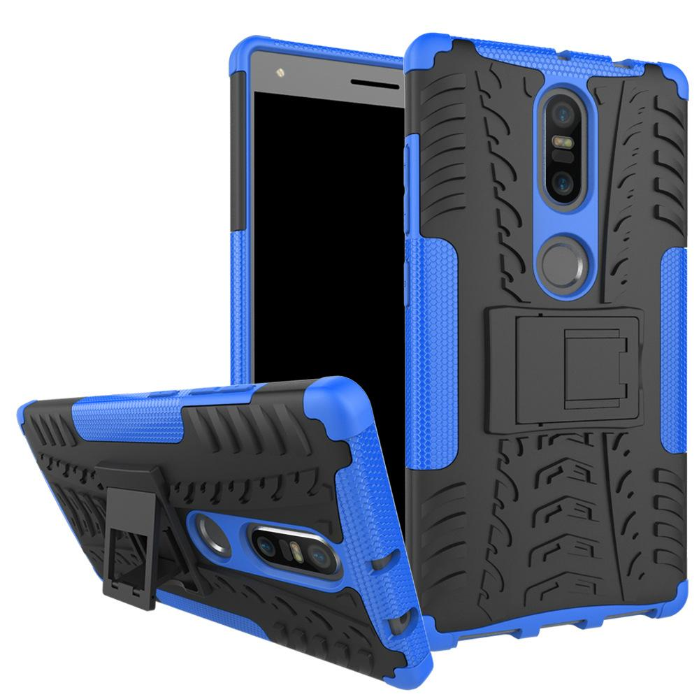 Cool Heavy Duty Rugged Armor Defender Hybrid Kickstand Case For Lenovo Phad  2 Plus/Vibe P2/A7700/A6600/A6600 Plus Shockproof Clear Cell Phone Cases ...