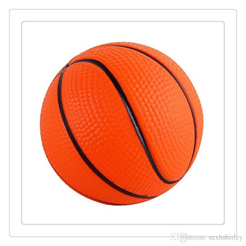 New Fidget Balls Mini Soft PU Relaxable Balls For Kids Foam Sports Balls Toys Football Soccer Ball Rugby Basketball Baseball Fidget Toys DHL