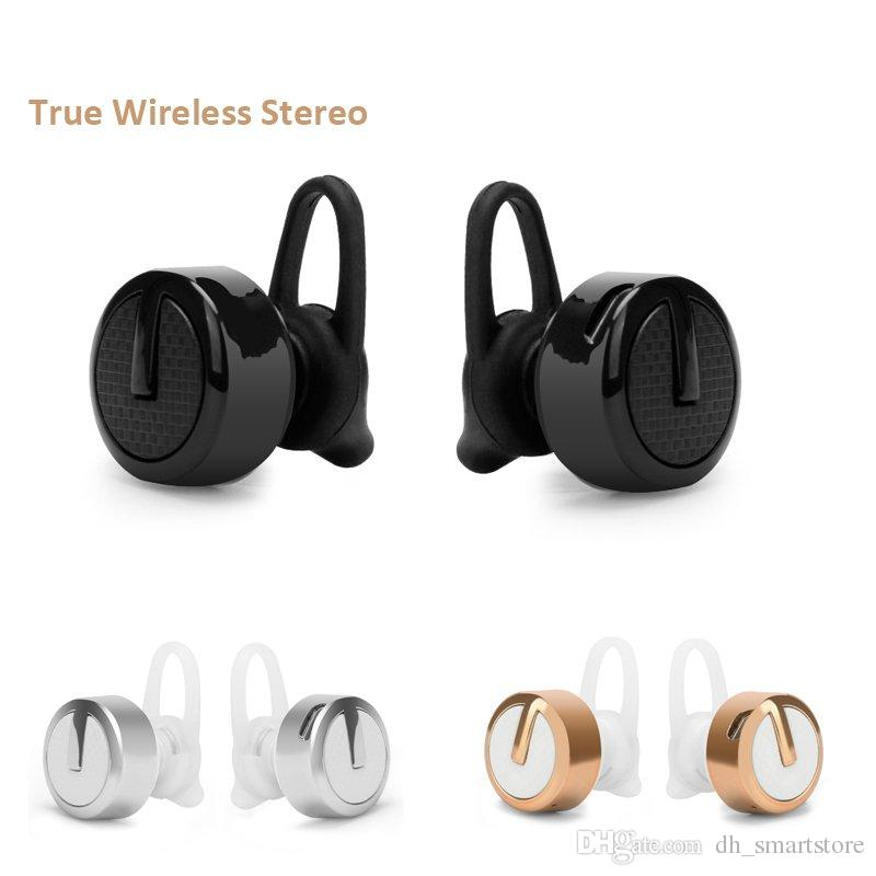 Consumer Electronics Punctual Wireless Wired Dual-use Bluetooth Headset Earphone Wireless Headphones With Mic For Galaxy Note 8 Xiaomi Hua Wei Keep You Fit All The Time